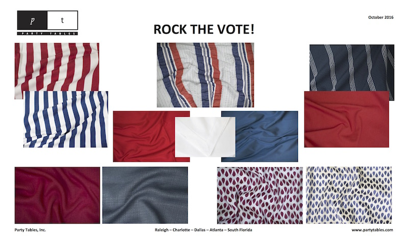 Rock the Vote- Pres Elec